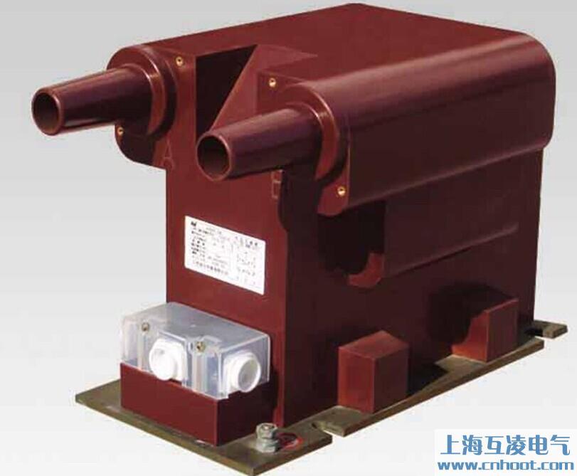 本电压互感器为全封闭环氧树脂浇注绝缘结构。一次绕组带有熔断器保护,熔断电流与互感短路电流相匹配,配接COOPER(固珀)公司的肘型电缆插头(亦可用相同规格的国产插头)。由于一、二次均采用密封结构,既有效缩小了开关柜的体积,又具有良好的防污防潮能力。尤其适用于户外环网柜。