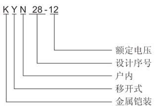 KYN28-12高压开关柜原理图